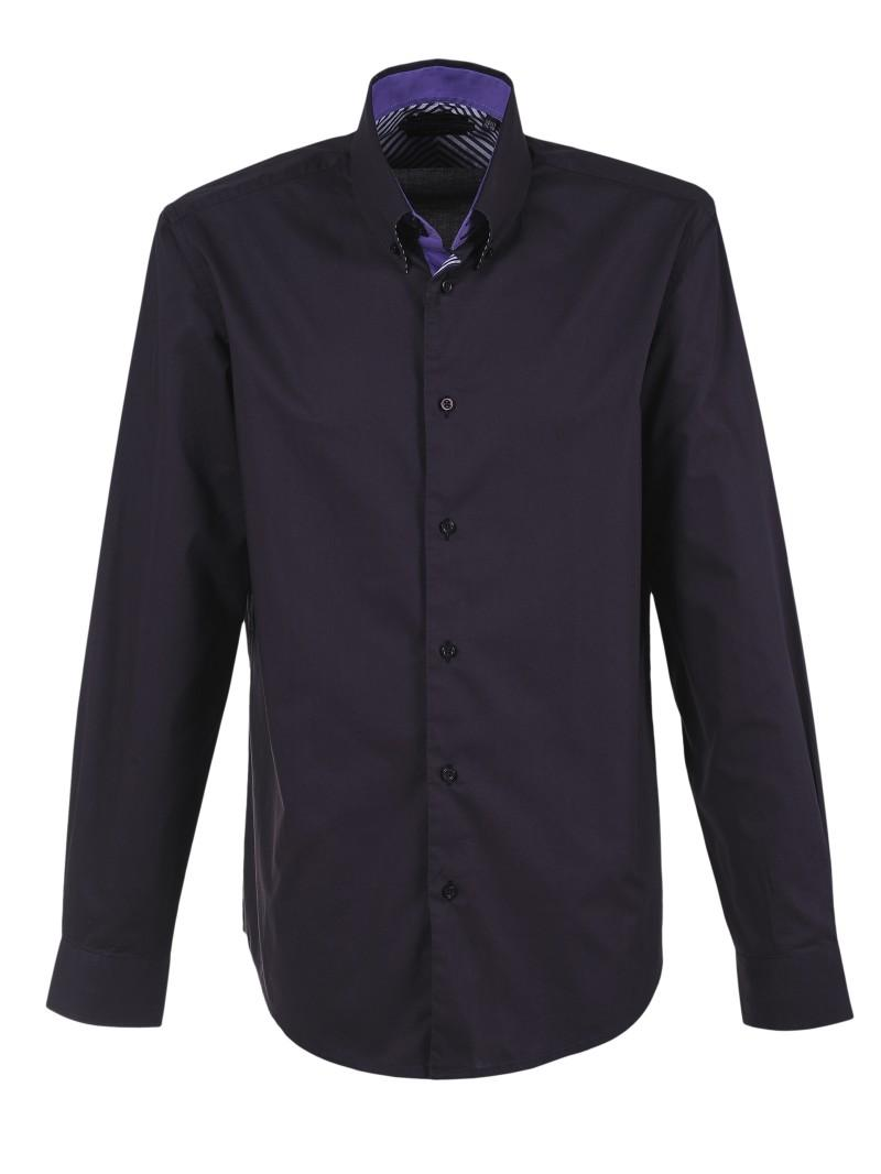 czarna koszula Top Secret - wiosna-lato 2011