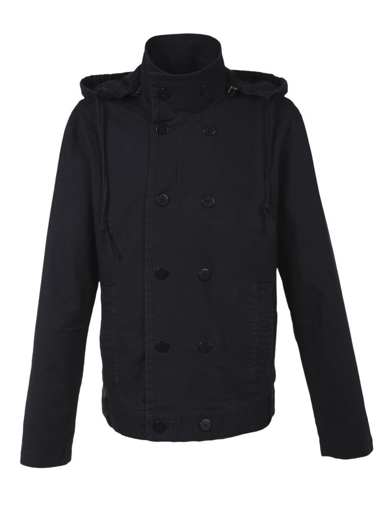 czarna kurtka Top Secret - moda wiosna/lato