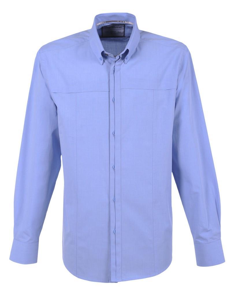 niebieska koszula Top Secret - wiosenna kolekcja