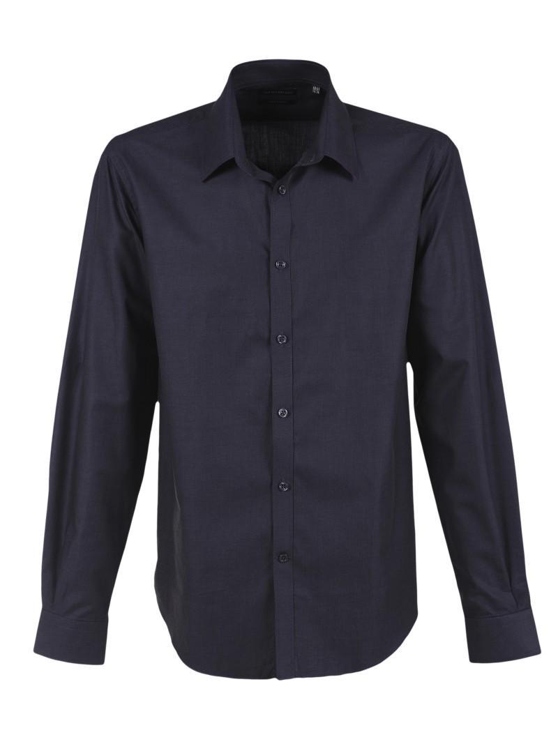 czarna koszula Top Secret - z kolekcji wiosna-lato 2011