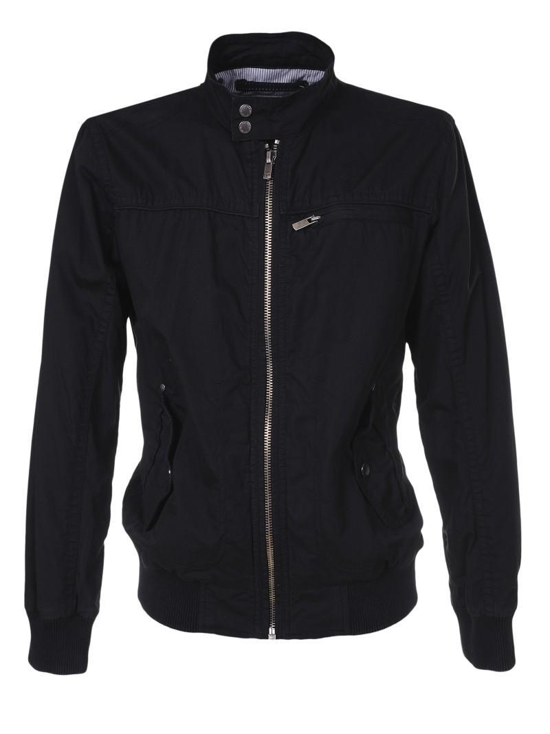 czarna kurtka Top Secret - z kolekcji wiosna-lato 2011