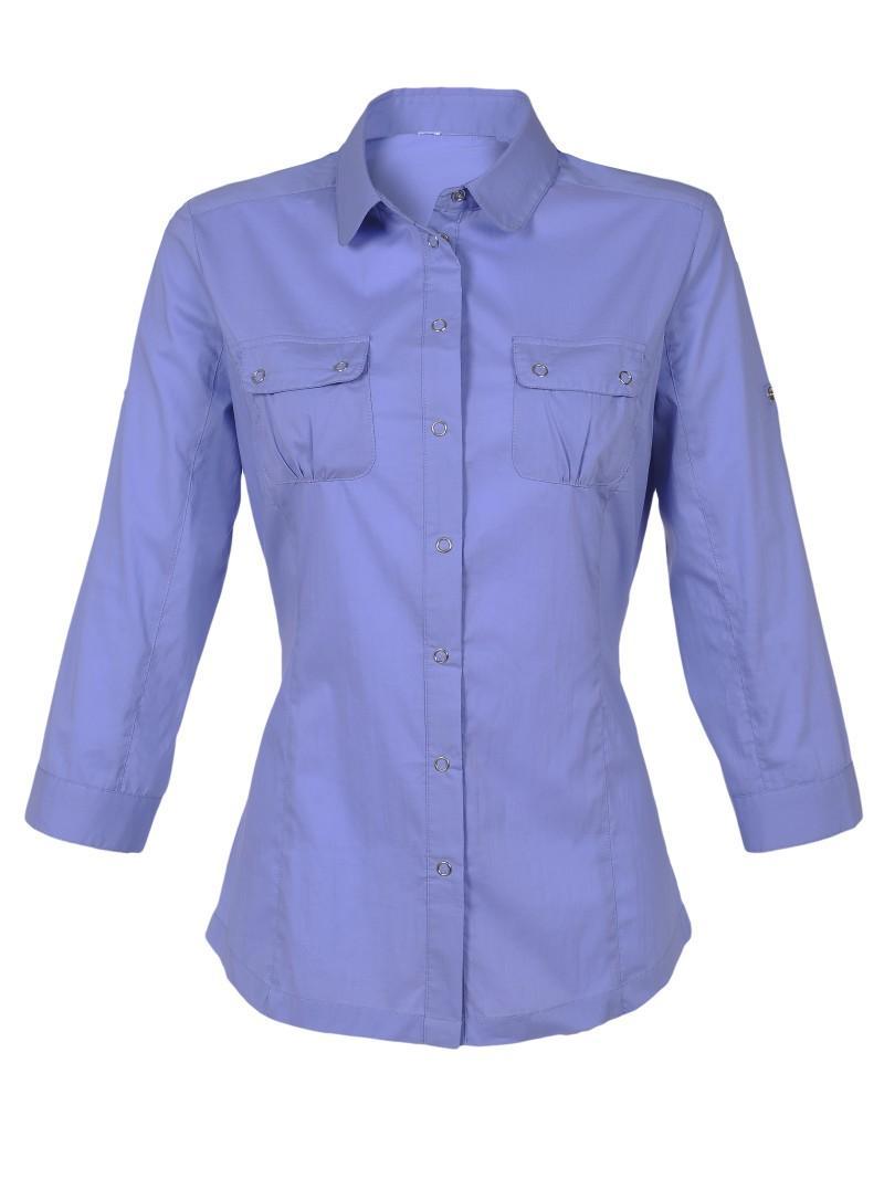 niebieska koszula Top Secret - z kolekcji wiosna-lato 2011