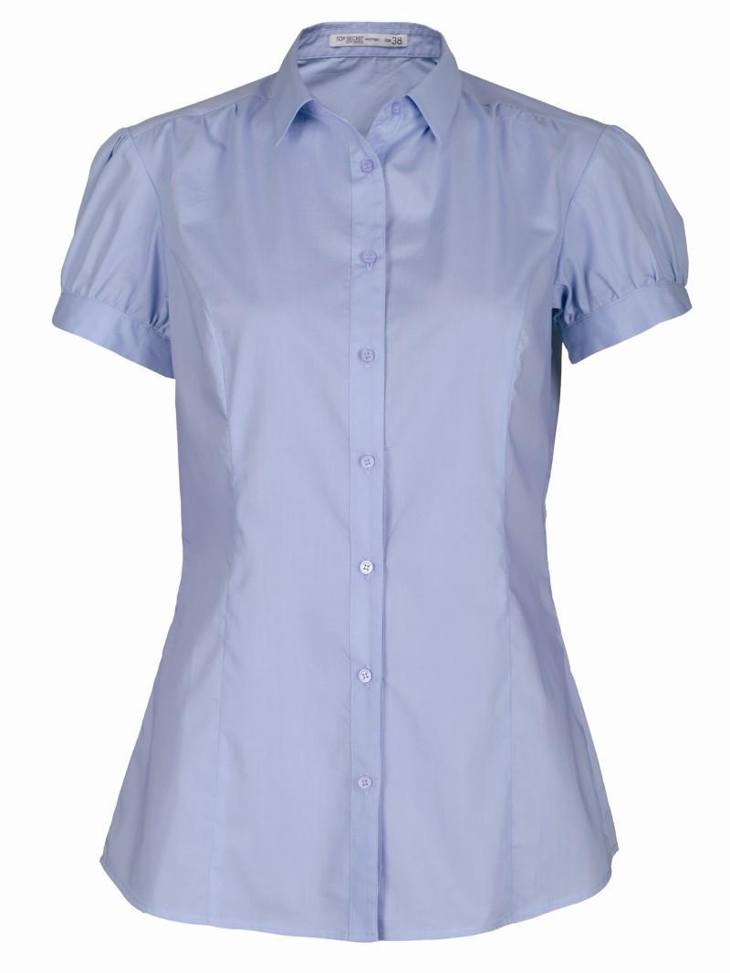 niebieska koszula Top Secret - lato 2011