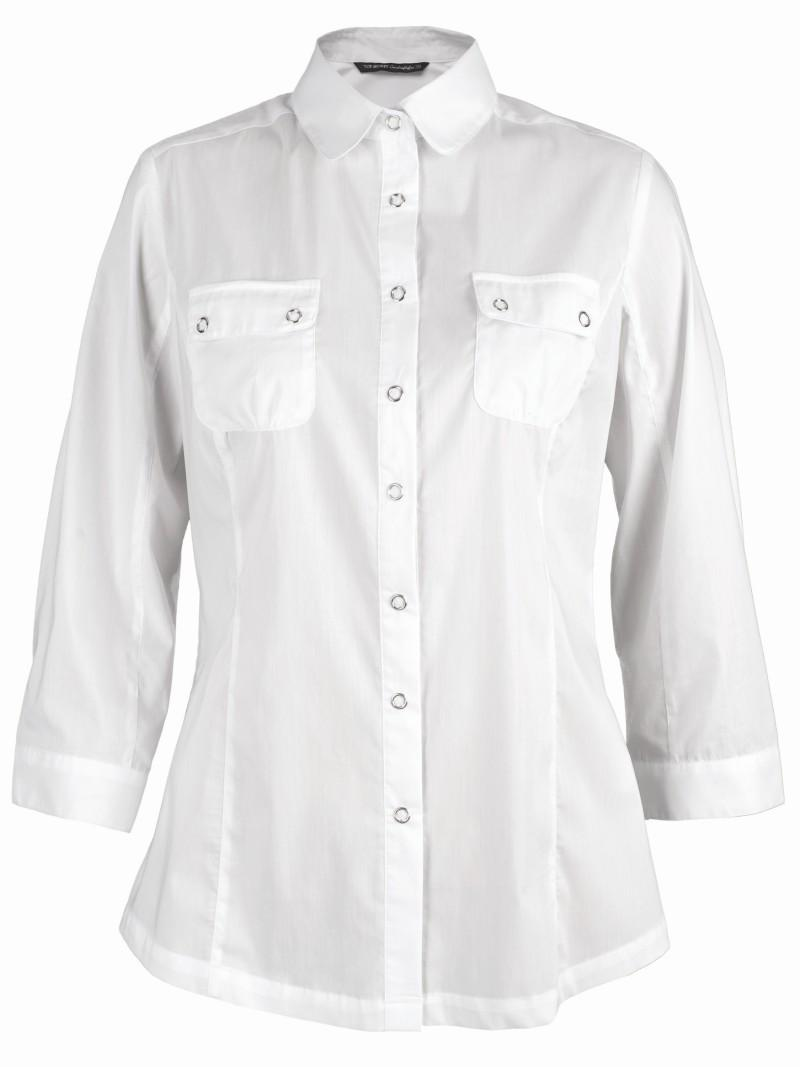 biała koszula Top Secret - wiosna-lato 2011
