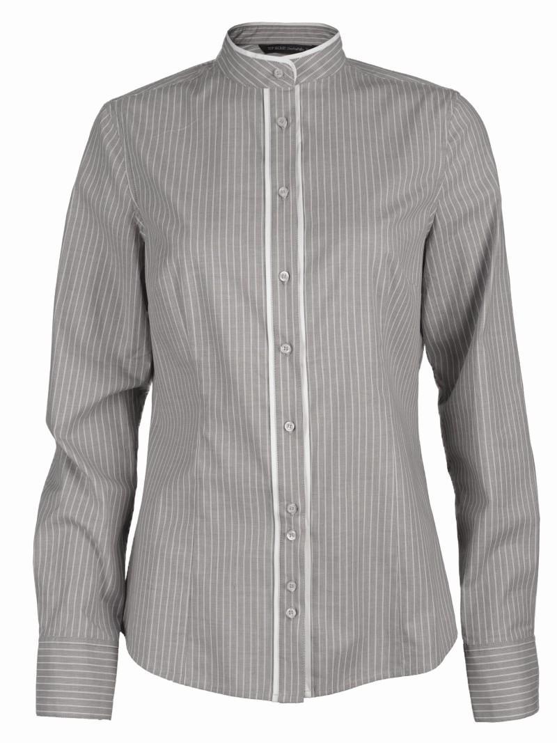 szara koszula Top Secret w paski - trendy wiosna-lato