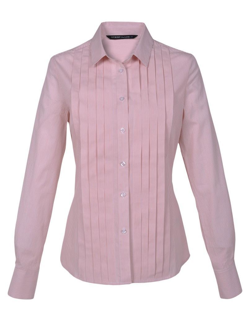 różowa koszula Top Secret - wiosna-lato 2011