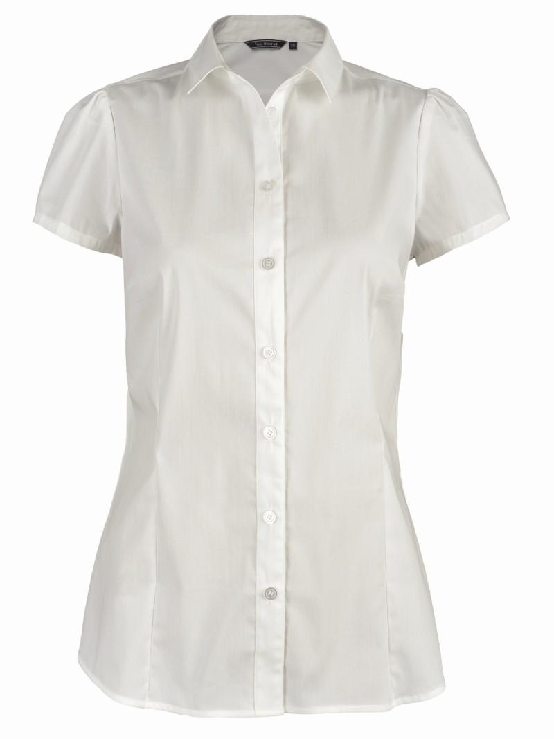 ecru koszula Top Secret - z kolekcji wiosna-lato 2011