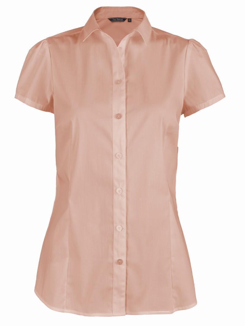 pomarańczowa koszula Top Secret - wiosenna kolekcja
