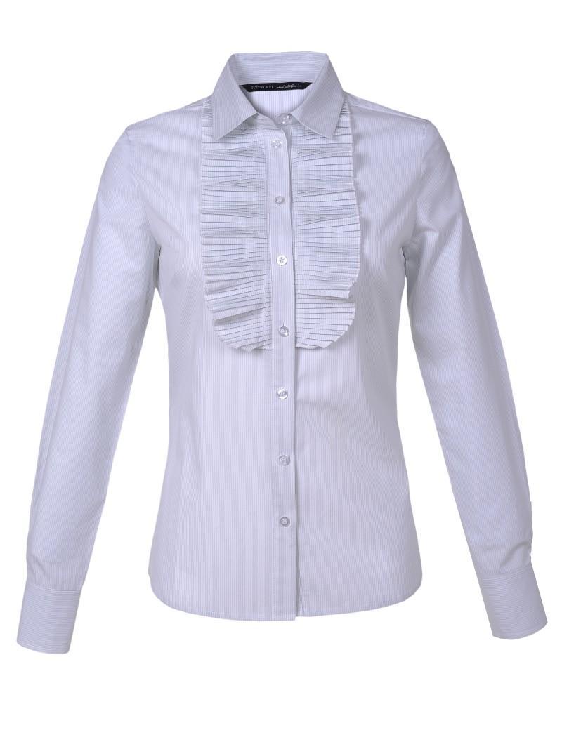 biała koszula Top Secret - z kolekcji wiosna-lato 2011