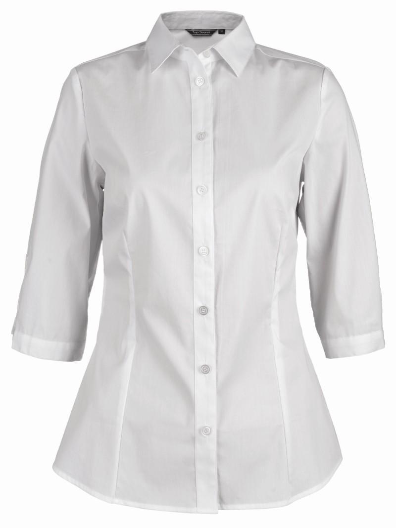 biała koszula Top Secret - wiosna/lato 2011