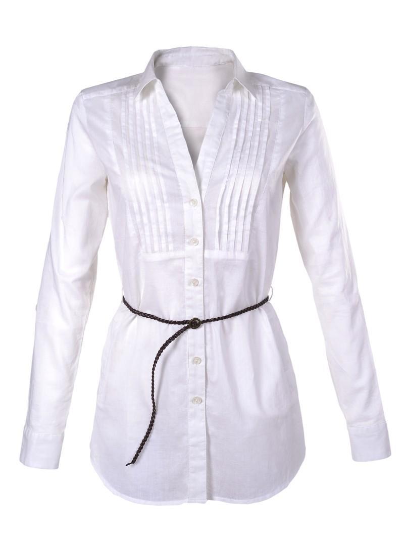 biała koszula Troll - wiosna/lato 2011