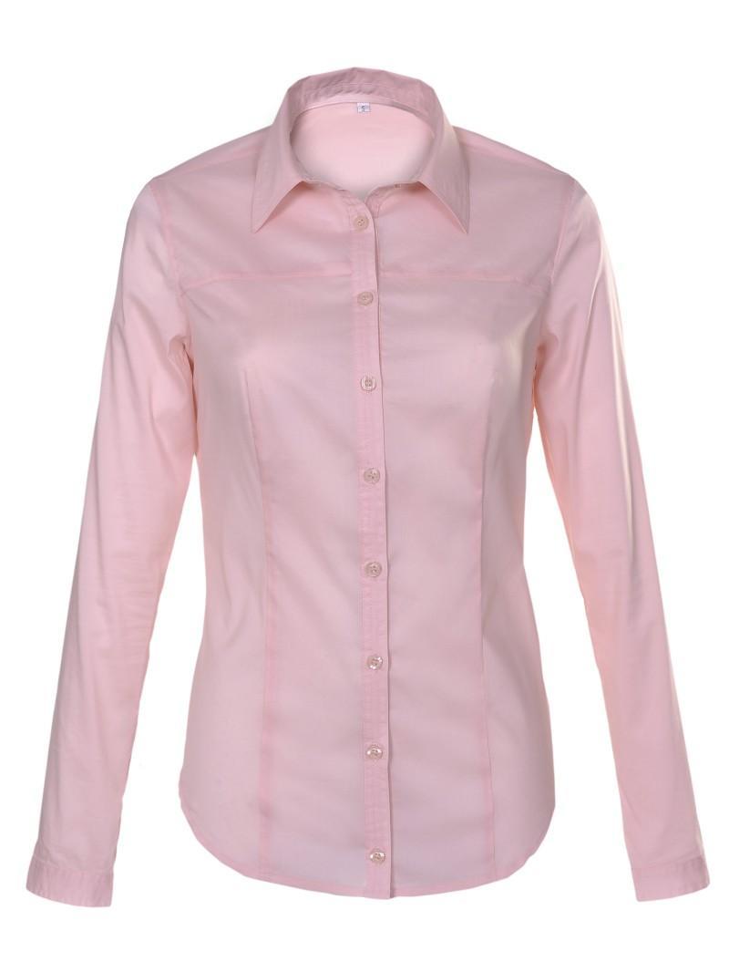 różowa koszula Troll - moda 2011