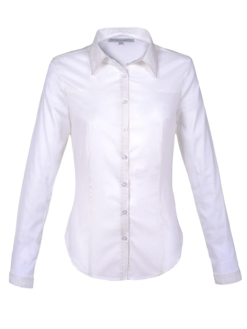 biała koszula Troll - kolekcja wiosenno/letnia