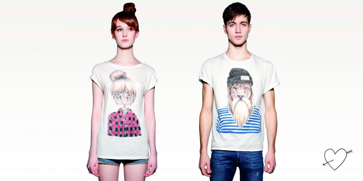 pull and bear, koszulki, t-shirt