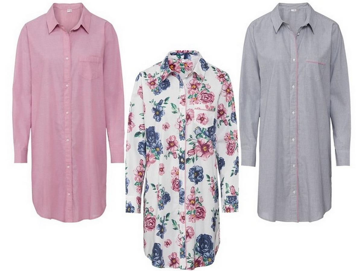 koszulowe sukienki z Lidla