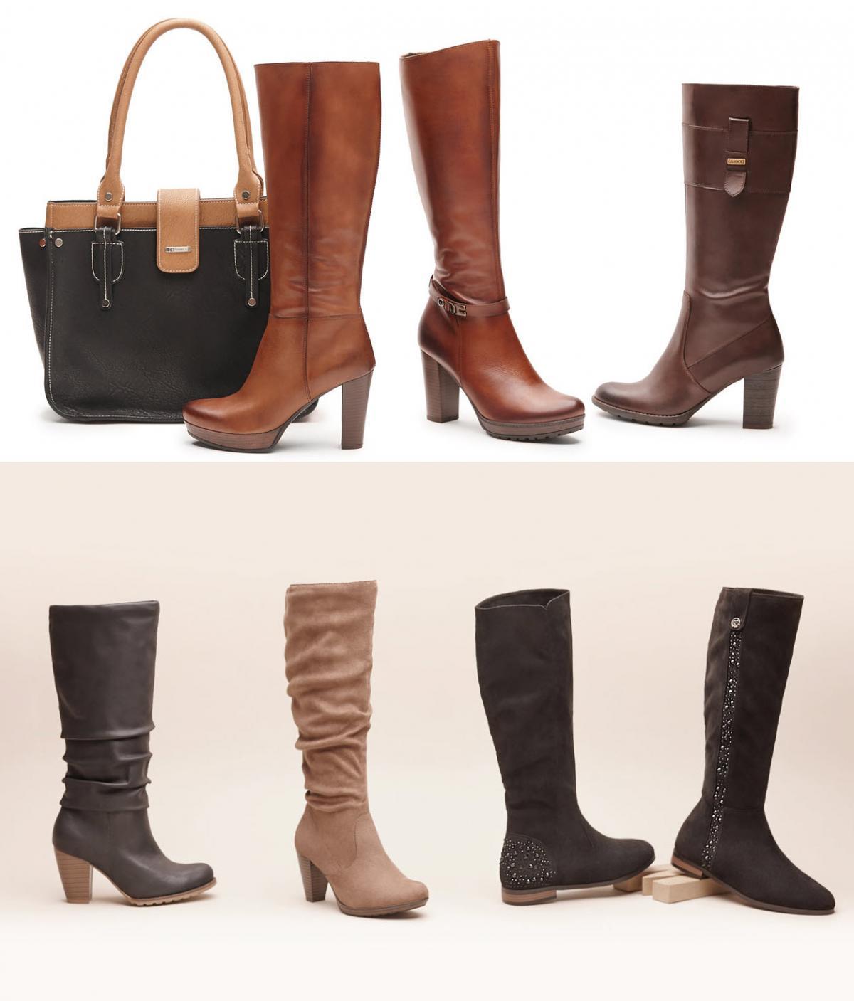 08028774 Kozaki CCC – przegląd butów na jesień i zimę 2013/2014 - Trendy ...