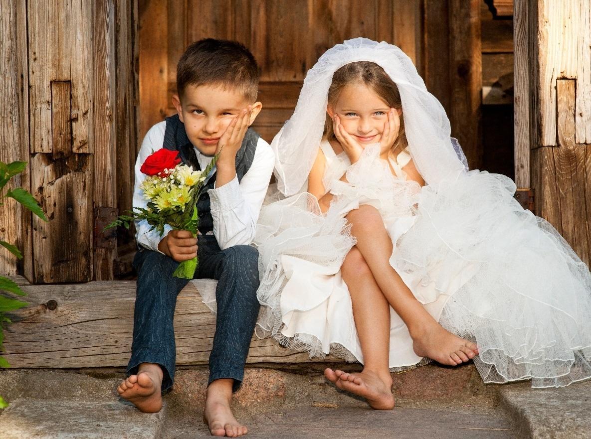Dzieci ślub