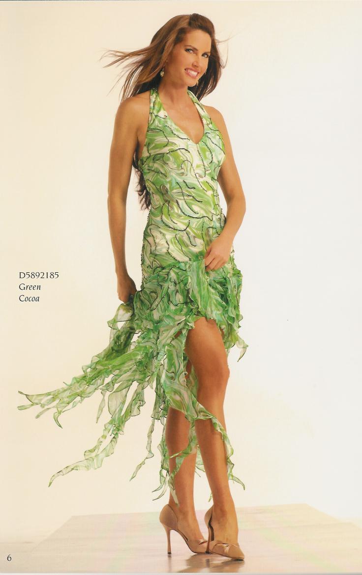Kreacje sylwestrowe salonu mody EVITA - zdjęcie