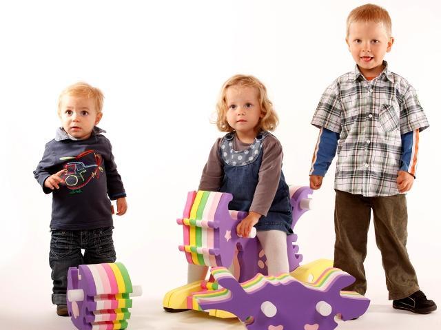 Kreatywna zabawa dla malucha - zobacz, jak się bawić!