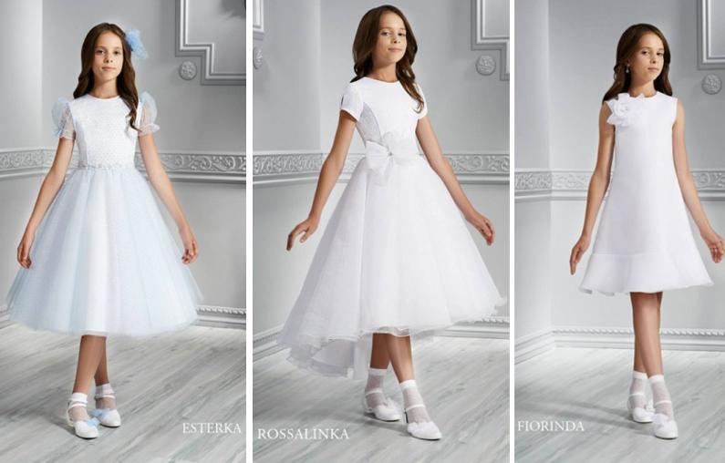 457bb817d7 Krótkie sukienki komunijne - Uroczystości rodzinne - Polki.pl