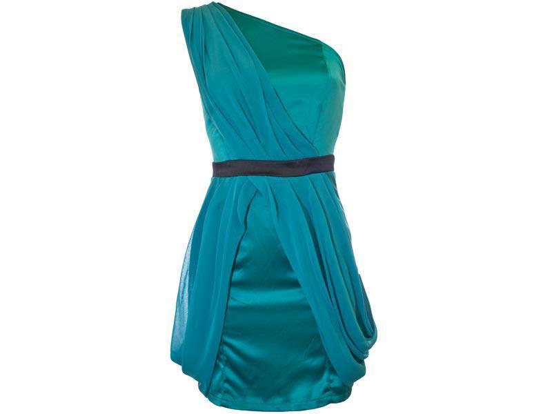 f71d5fab56 Sukienki na studniówkę 2014 - krótkie - Trendy sezonu - Zdjęcie 11 ...