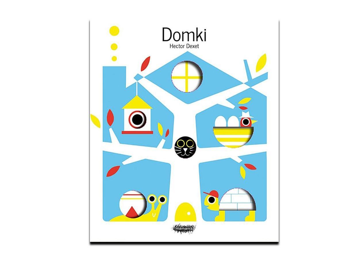Książka Domki