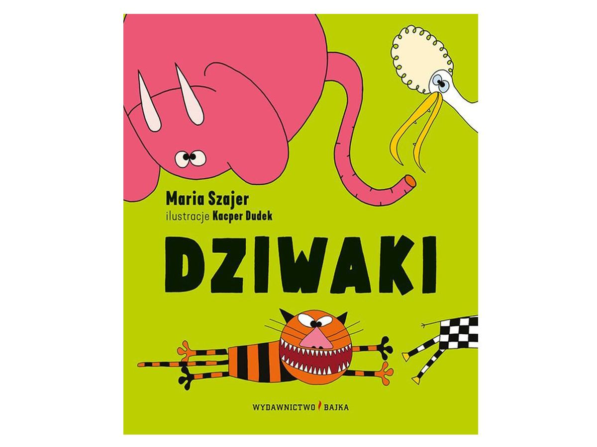 Książka Dziwaki