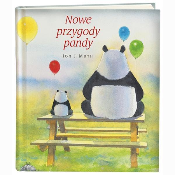 Nowe przygody pandy Muth Jon J