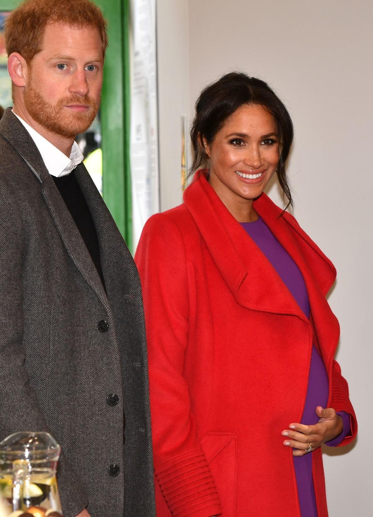 Księżna Meghan i książę Harry oczekują narodzin dziecka