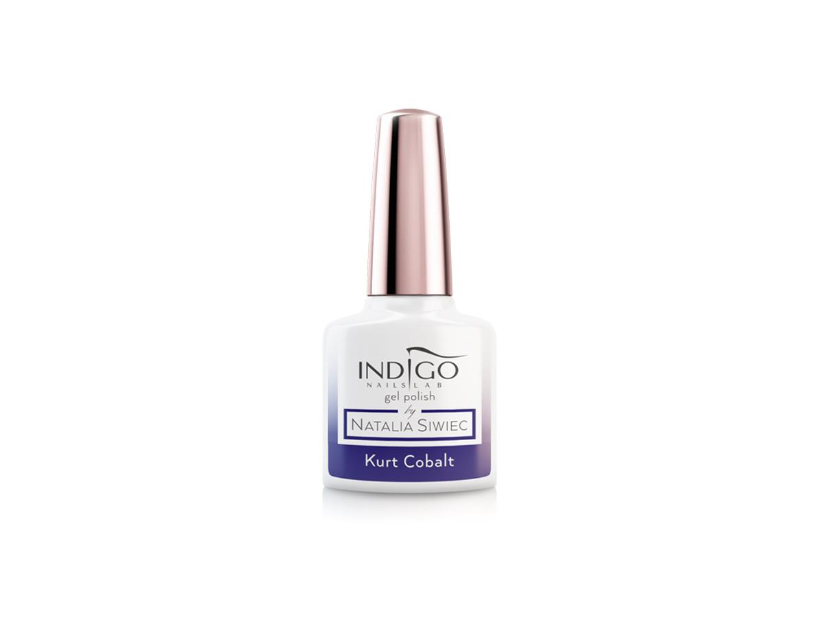 lakier hybrydowy Indigo cobalt