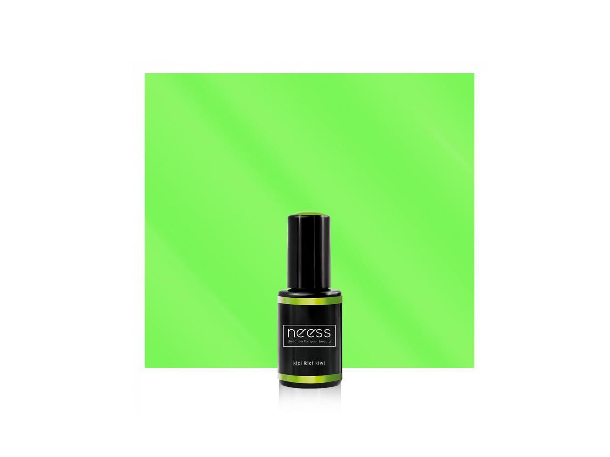 Neess lakier hybrydowy zielony
