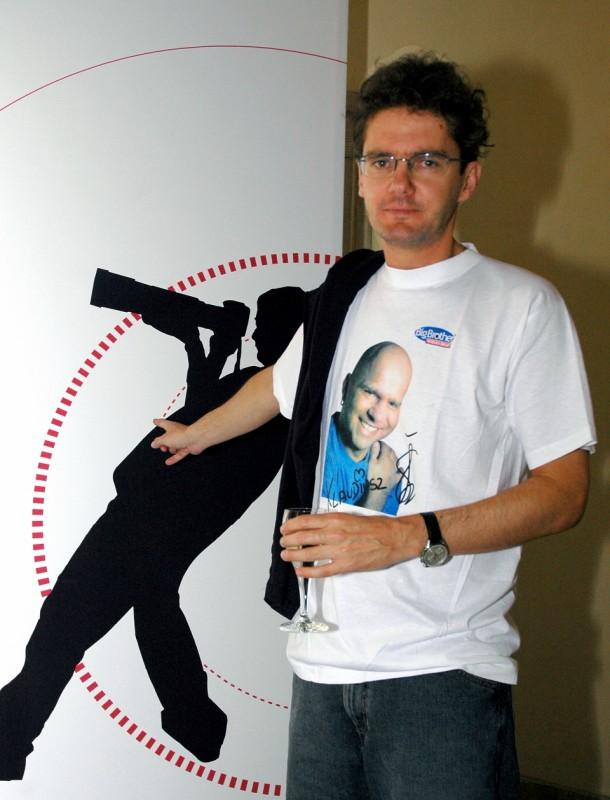 Kuba Wojewódzki - niegrzeczny i wygadany - zdjęcie