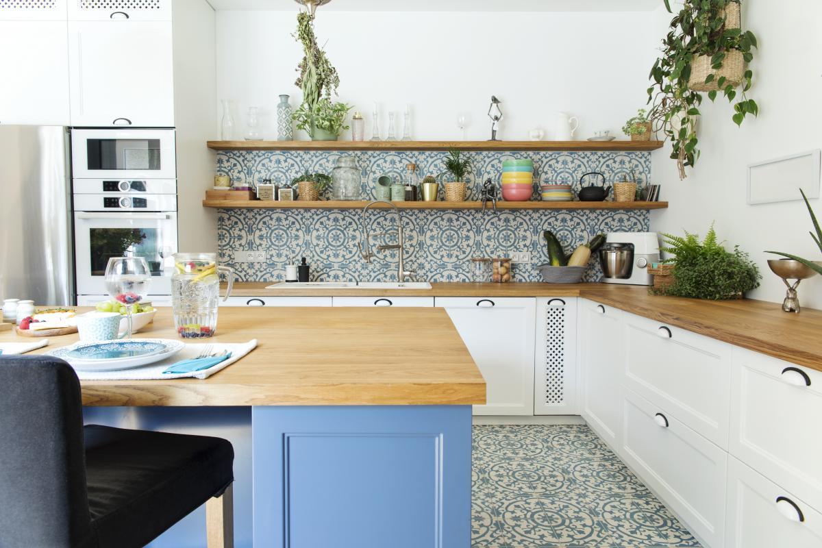 kuchnia inspiracje kolory