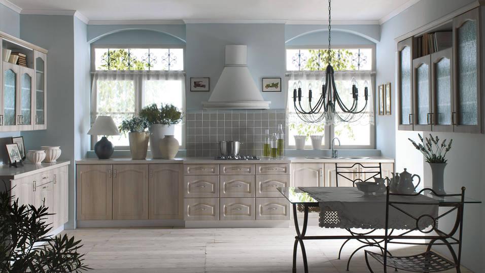 Zniwalające meble do kuchni białe klasyczne od Black Red   -> Kuchnia Biala Black Red White