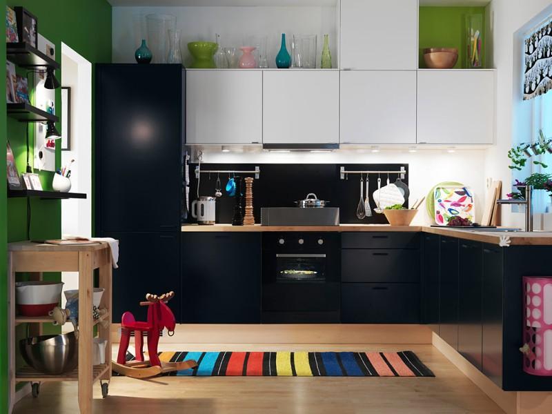 Kuchnia z Ikea - Zdjęcie 1