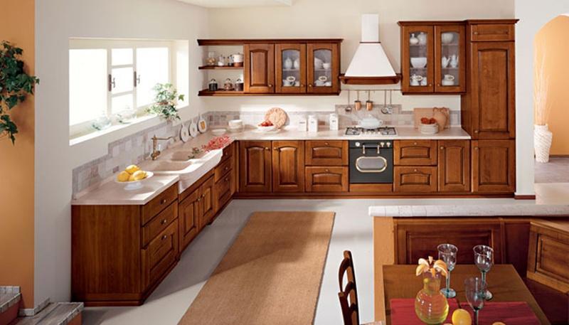 Kuchnie klasyczne Record i Arrex  Dom  Aranżacje wnętrz  -> Kuchnie Klasyczne Szare