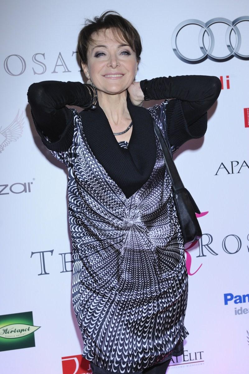 Irena Jarocka - Kulisy pokazu kolekcji Teresy Rosati