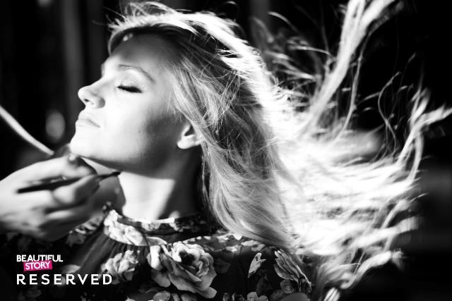 """Sesja zdjęciowa """"Beautiful Story"""" marki Reserved - jesień 2010"""