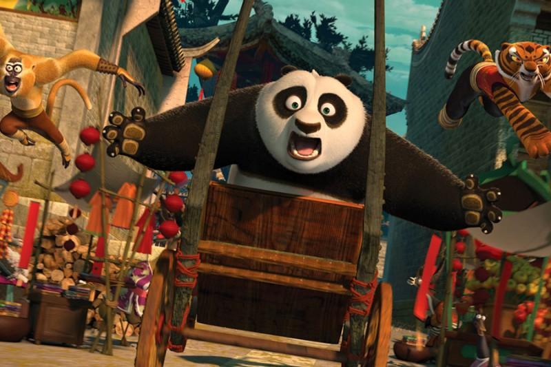 Kung Fu Panda (reż. Jennifer Yuh) - zdjęcie