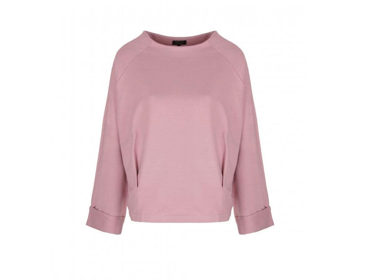 Bluza w kolorze lawendowym, Femestage, cena ok. 49,95 zł (z 99,90 zł)