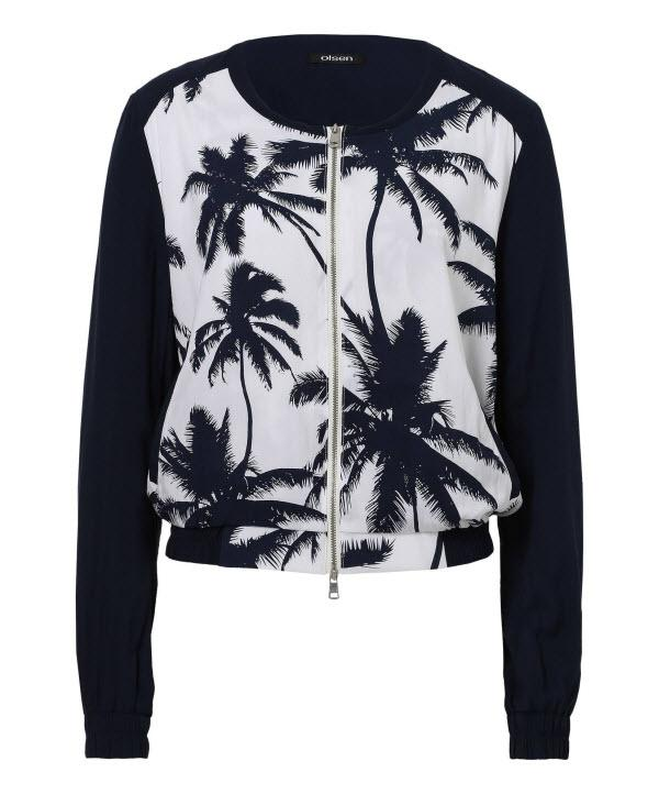 Kurtki bomber jacket - must have