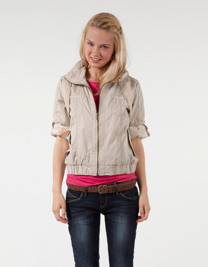 Куртки Bershka