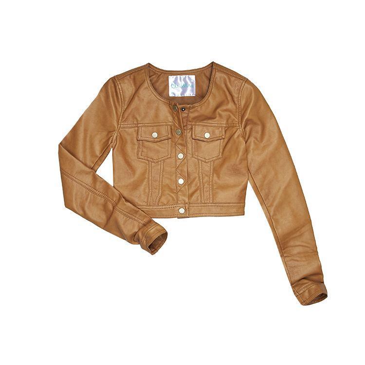 krótka katana Cropp w kolorze brązowym - moda na lato 2013