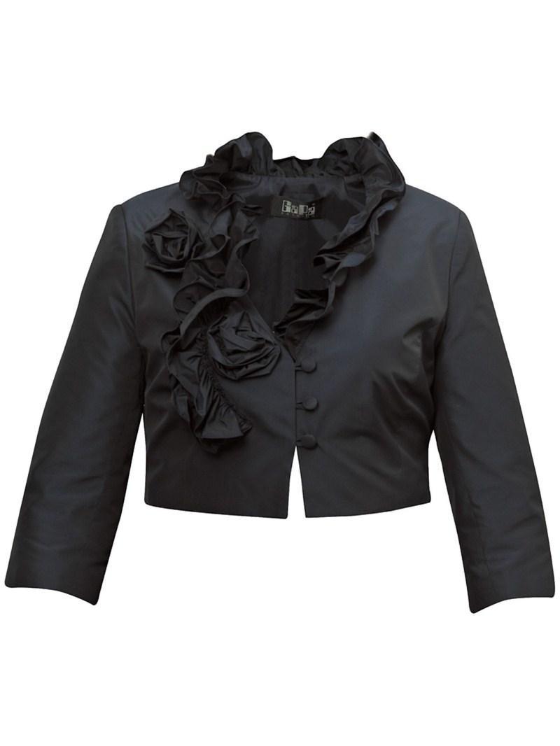 czarna kurtka Gapa Fashion - wiosna 2011
