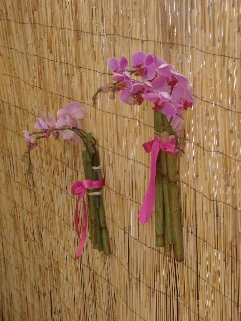 kwiaty na ślub w stylu hawajskim