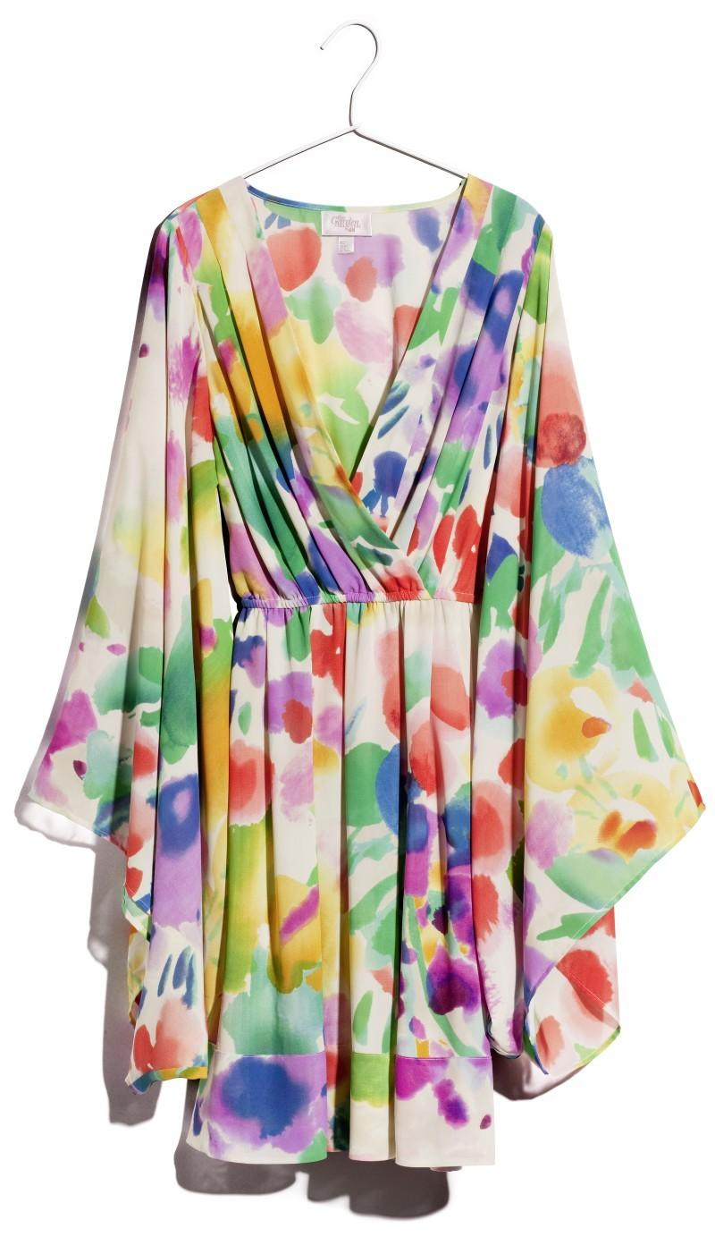 Kwiecista kolekcja H&M - wiosna 2010