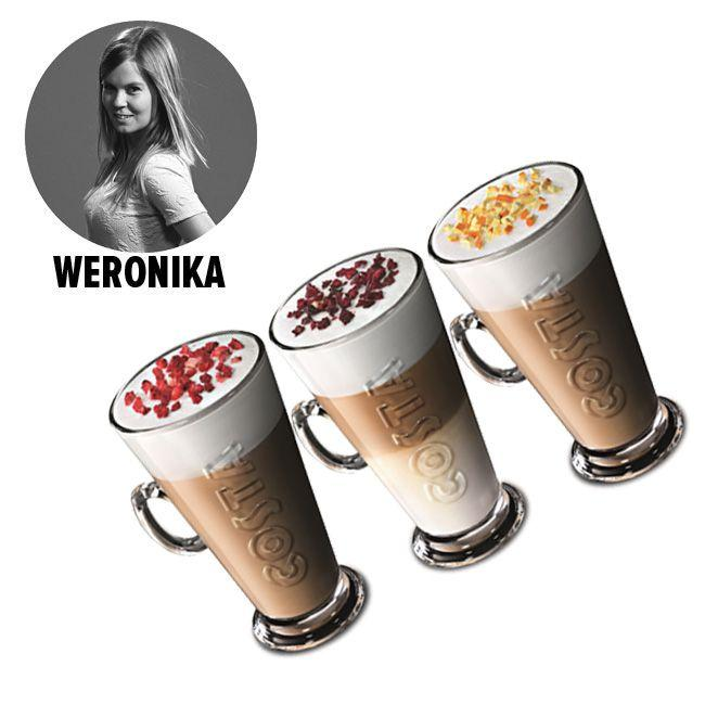 Wiosenne kawy COSTA - cena ok. 15 zł