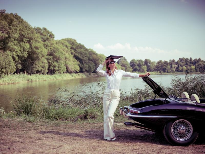 Anna Dereszowska ambasadorką Ladies Bemo Motor Club
