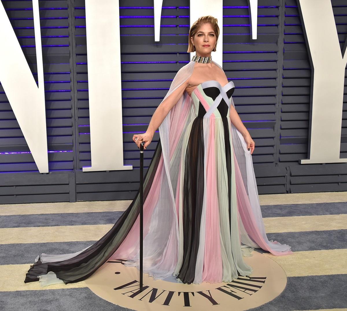 Selma Blair na Oscarach 2019