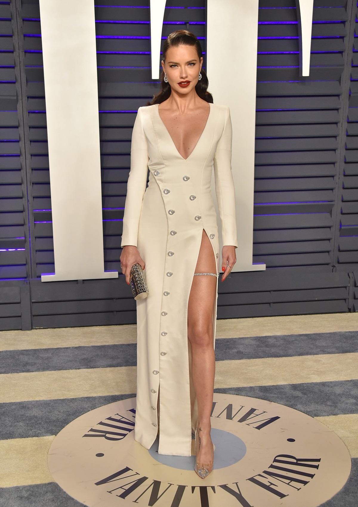 Adriana Lima na Oscarach 2019